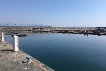 Riposto, conclusi i lavori di messa in sicurezza del porto turistico
