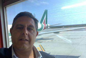 Toti: luglio record per traffico passeggeri all'aeroporto di Genova