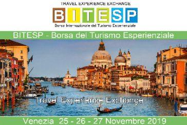 Al via il countdown a Venezia per l'edizione 2019 di Bitesp