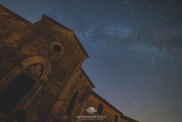 Anche il Castello di Titignano è certificato tra 'I cieli più belli d'Italia'