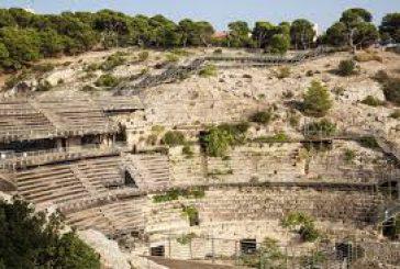Lavori quasi ultimati all'Anfiteatro di Cagliari, poi tornano visite e spettacoli