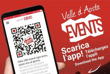 'Valle d'Aosta Events', nuova App per conoscere tutti gli eventi del territorio