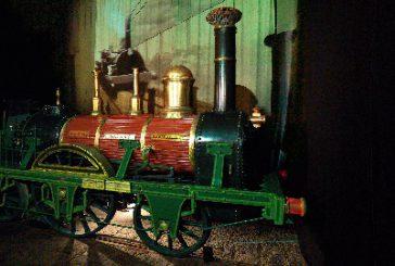 Tour virtuale in 3 tappe per ammirare le locomotive del Museo Ferroviario di Pietrarsa