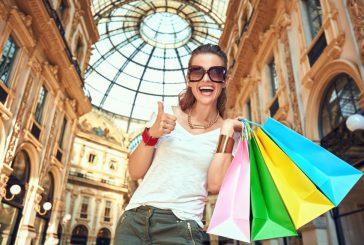 Milano regina dello shopping di lusso dei russi: scontrino medio di mille euro