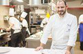A Fish & Pasta protagonista lo chef due stelle Michelin Vincenzo Candiano