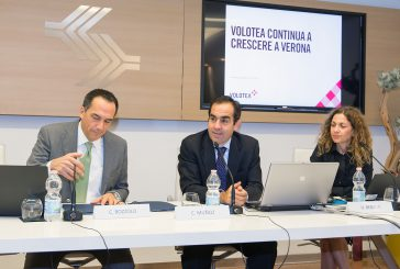 Volotea annuncia 2 nuove rotte da Verona verso la Grecia
