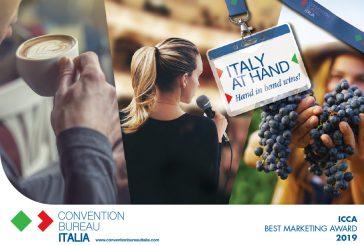 Convention Bureau finalista mondiale per il progetto di marketing più innovativo