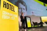 Hotel 2019, turismo sostenibile al centro del Communication Forum