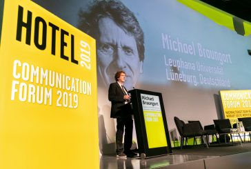 Hotel 2019, turismo sostenibile al centro del Communication Forum