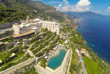 Il Monastero Santa Rosa Hotel & Spa 1° in Italia per Readers' Choice Awards 2019