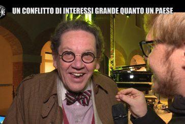 Daverio: il siciliano è terrone e rosica. Musumeci non ci sta