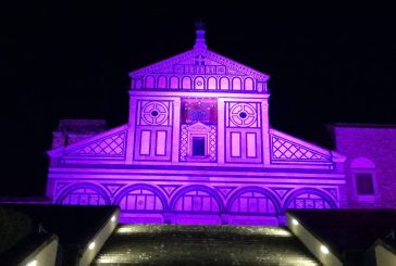 Firenze si tinge di rosa per il 'Pink October'