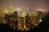 Ad Hong Kong traffico aereo ancora in calo: a novembre -16,2%