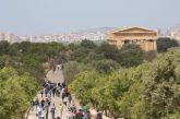 Nuovo record di visitatori alla Valle dei Templi: da gennaio ad agosto +10mila