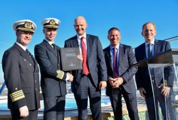 Norwegian Cruise Line ha preso in consegna la Norwegian Encore