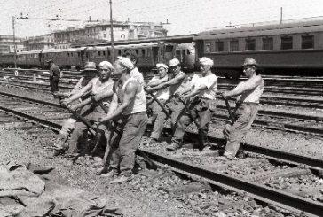 'Di uomini e ferro', le ferrovie si mettono in mostra a Milano