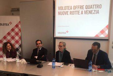 Volotea apre nuovi voli da Venezia verso Lussemburgo, Germania e Grecia