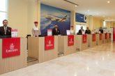 Emirates apre primo terminal per il check-in remoto a Dubai per i pax crociere