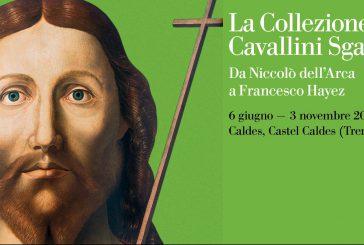 Collezione Cavallini Sgarbi, posticipata chiusura della mostra a Castel Caldes