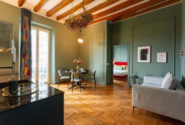 Con The Best Rent si può alloggiare tra oggetti di design al CA' Ventiquattro
