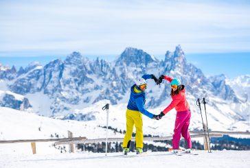 Questo weekend riapre la Ski Area Alpe Lusia/San Pellegrino