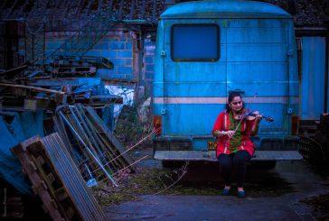 La musica della violinista Jyotsana Srikanth al 'Wunderkammer Trieste'