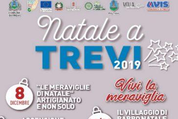 Più ricco il cartellone di 'Natale a Trevi 2019 – Vivi La Meraviglia'