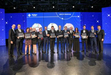 Msc Crociere premia gli adv in occasione di 'All Stars Of The Sea 2019'