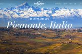 Piemonte Best Travel Lonely passa il testimone