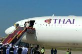 Papa Francesco ha scelto Thai Airways per i viaggi in Thailandia e Giappone