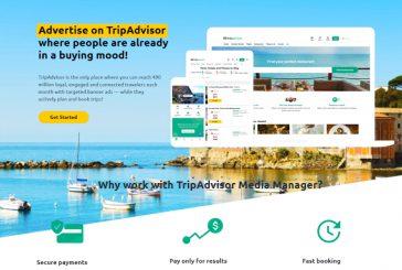TripAdvisor lancia la sua prima piattaforma self-service di advertising