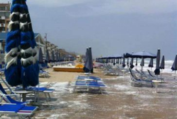 Maltempo, Fiba: subito tavolo su erosione costiera per proteggere attività balneari