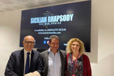 La travel web-serie sulla Sicilia sbarca all'aeroporto di Palermo