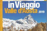La VdA fa mostra di se sulla copertina di 'In viaggio'