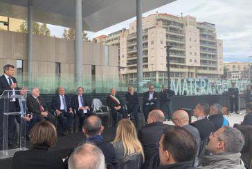 Matera 2019, inaugurata nuova stazione Fal firmata Boeri