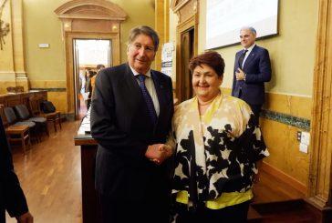 A Siena per celebrare il 25° anniversario Città dell'Olio