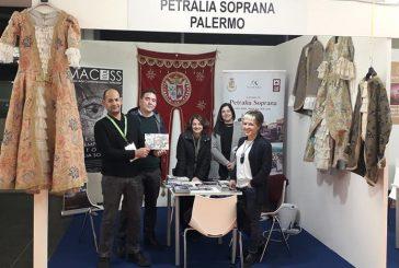 Alla Bitesp di Venezia il catalogo dell'offerta turistica di Petralia Soprana