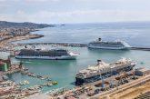 Boom per il porto di Catania: +61,4% di navi e +68,2% di crocieristi