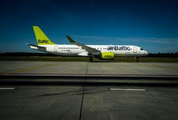 airBaltic lancia il nuovo volo diretto da Roma per l'estate 2020