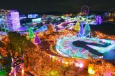 A Tokyo si accendono le luci sul 2020, installazioni luminose in tutta la città