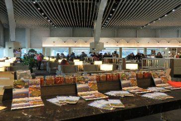 AdR, degustazioni di prodotti del Parco del Circeo per i pax in transito