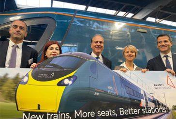 Trenitalia, si apre nuova era: impronta tricolore sulla Londra-Glasgow