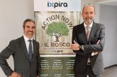 La svolta green di Ixpira: ecco 'Il bosco degli agenti di viaggio italiani'