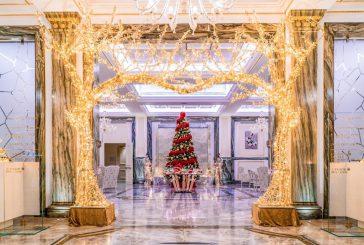 Il Natale all'Aleph Rome Hotel tra tradizione e innovazione