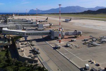 L'aeroporto di Palermo e il traguardo dei 7 mln di passeggeri sempre più vicino