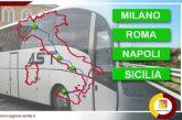 8 bus per studenti contro caro voli, Ast apre le prenotazioni online