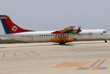 Sospetto caso di coronavirus su aereo per Lampedusa