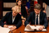 Italia e Germania insieme per fondo europeo e Caschi Blu Cultura