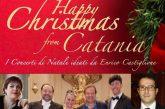11 giorni di eventi per un Natale in musica a Catania