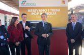I treni Pop sbarcano in Sicilia: dal 15 dicembre sulla linea Palermo-Termini Imerese